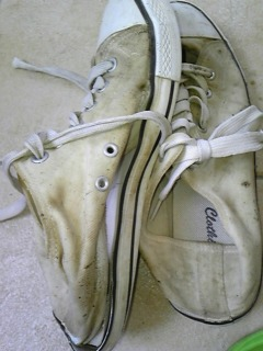 アニキの靴は最強